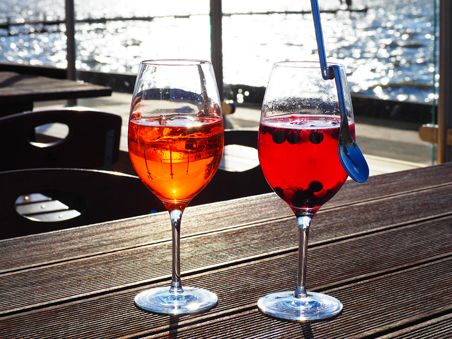 Sommertrend 2018: Lillet + Russion Wild Berry